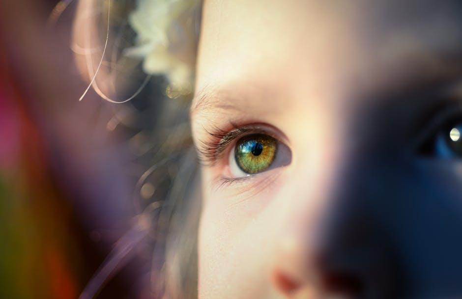 Očesni vid in čakre